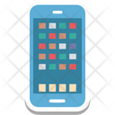 Mobile Wireframe App Design App Layout Icon