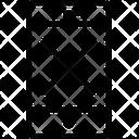 Mobile X Icon