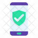 Mobilephone Protection Icon
