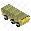 Army Trailer Military Trailer Mobility Trailer Icon
