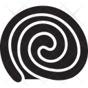 Mocha Roll Butter Frosting Icon