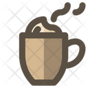 Mochaccino Cup Icon