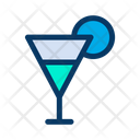 Juice Drink Glass Icon