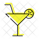 Mocktail Cocktail Drink Icon