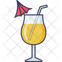 Glass Drink Juice Icon