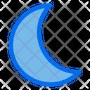 Mode Night Moon Icon