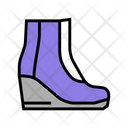 Boot Model Color Icon