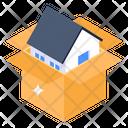 Model Home Icon