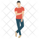 Bachelor Young Guy Icon