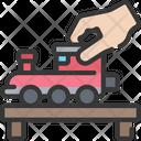 Model trains Icon