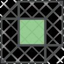 Modelling Cube Shape Icon