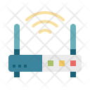 Modem Connection Communications Icon