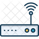 Adapter Antenna Booster Icon