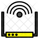 Signal Modem Router Icon