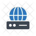 Modem Browser Server Icon