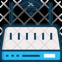 M Modem Modem Router Icon