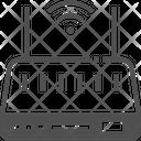 M Modem Icon