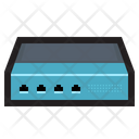 Switch Router Hub Icon