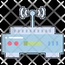 Artboard Antena Wifi Icon
