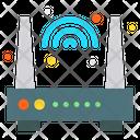 Modem Router Wifi Icon