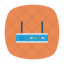 Modem Wireless Router Icon