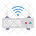 Modem Router Antenna Icon