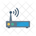 Modem Router Internet Icon