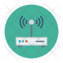 Modem Router Wireless Icon