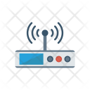 Modem Router Device Icon