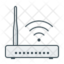 Modem Router Router Wifi Icon