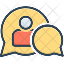 Moderate Cautious Abate Icon