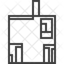 Architecture Building House Icon