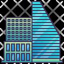 Modern Building Icon