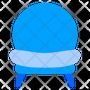 Modern Chair Chair Modern Icon