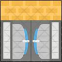 Modern Door Icon
