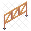 Picket Fence Modern Fence Garden Fence Icon