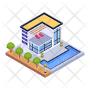 Modern Home Icon