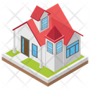 Modern House Icon