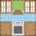 Kitchen Fitting Modern Icon