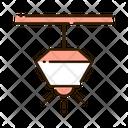 Modern Lamp Disco Light Light Icon