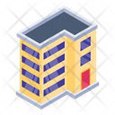 Modern Office Office Building Icon