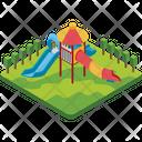 Modern Playground Icon