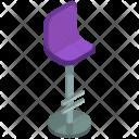 Modern stool Icon