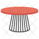 Modern Table Living Room Table Fancy Table Icon