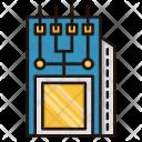 Module Electronics Processor Icon