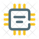 Module cpu tech robotic Icon