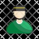 Moeslim Man Icon
