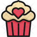 Moffin Cake Sweet Icon