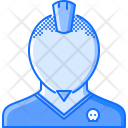 Mohawk Icon