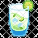 Mojito Cocktail Icon
